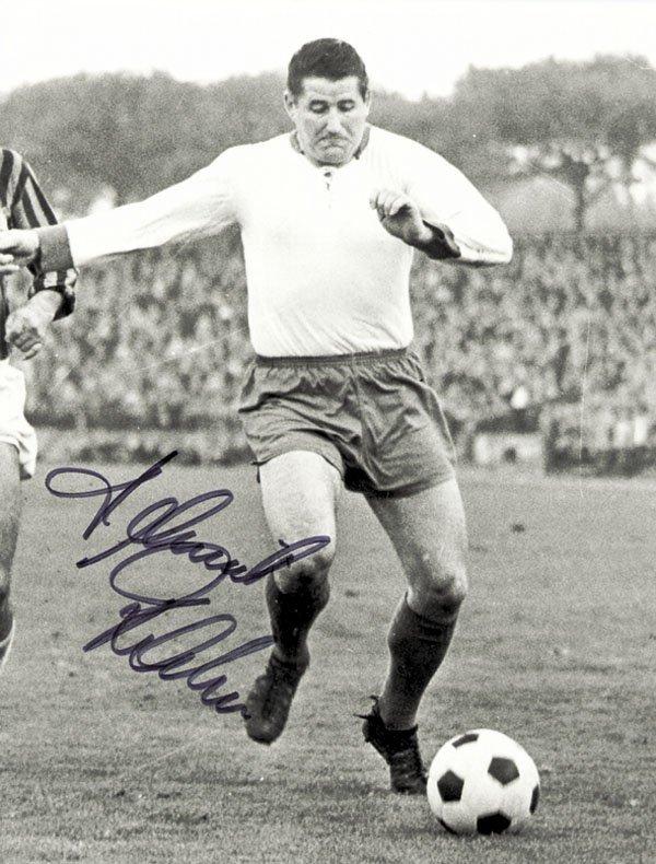 7592: Autograph Football Germany