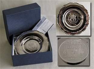UEFA Champions League 2007. FC Liverpool plate