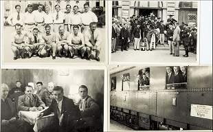 Foto German Football Team World Cup 1934