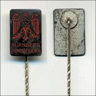 World Cup 1934. German Pin of Honour