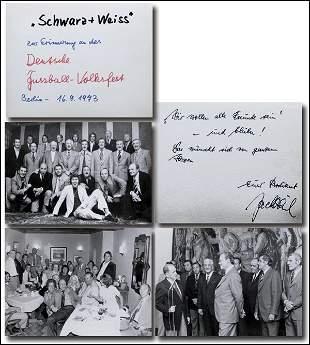 Ernst Lehner Fotoalbum 1973
