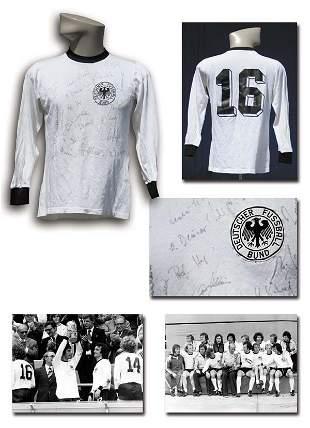 Endspieltrikot WM 1974