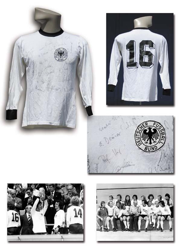 4002: Endspieltrikot WM 1974