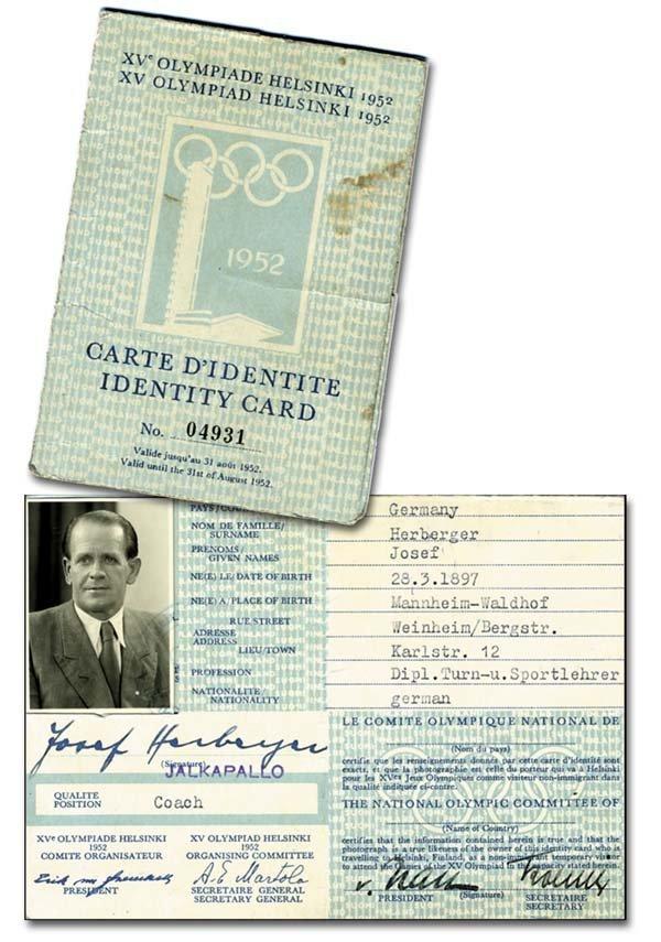 4008: Ausweis OS 1952
