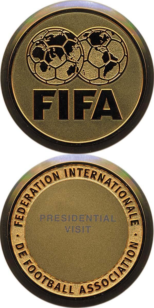 4013: FIFA-Goldmedaille