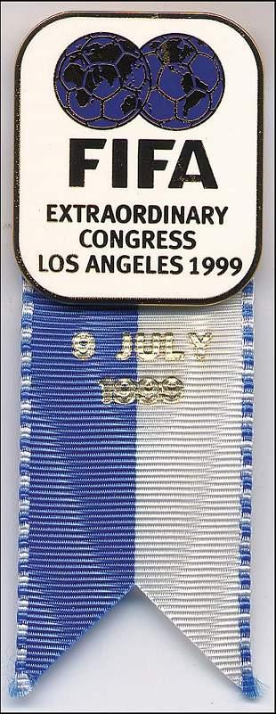 FIFA-Kongress 1999