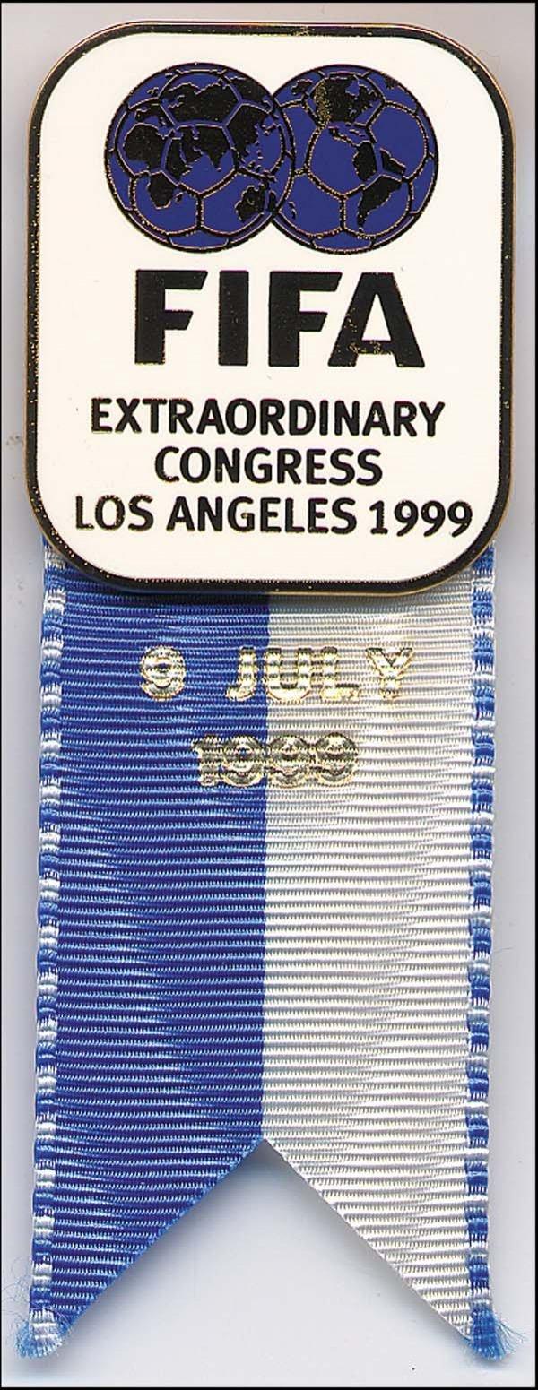 4014: FIFA-Kongress 1999