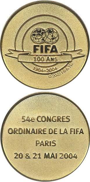 FIFA-Medaille 2004