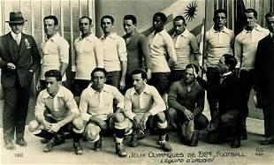 Postkarte OS 1924