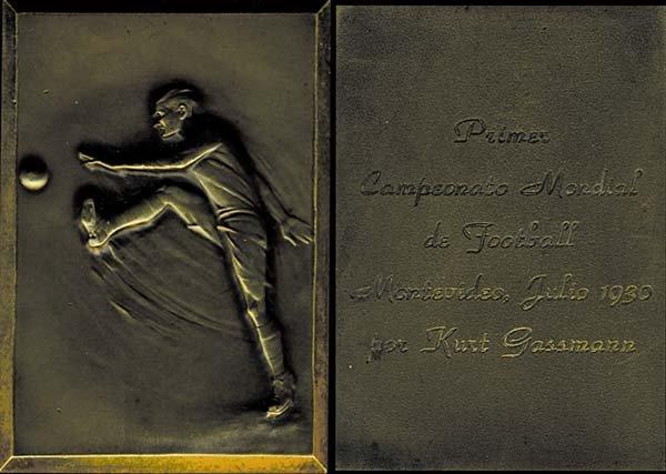 4018: Ehrenplakette WM 1930