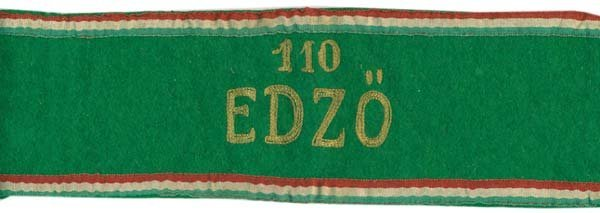 4528: Ungarn - Armbinde 1952