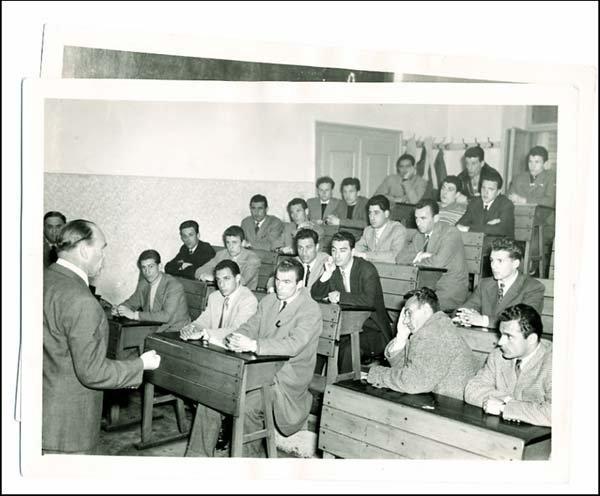 4649: Triest,US - Foto 1952