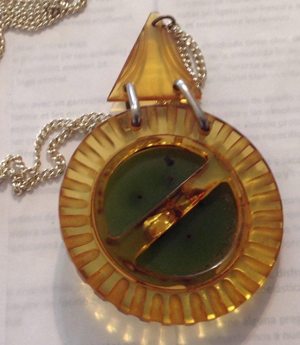 Estate vintage antique assorted jewelry (T) - 3