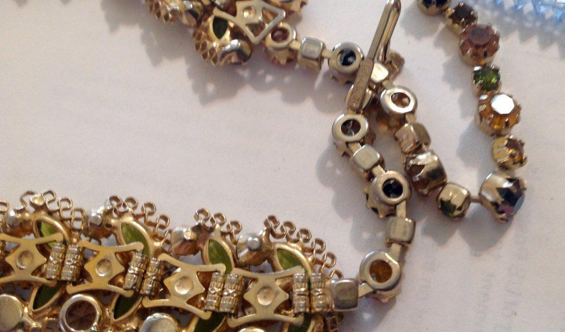 Estate vintage antique assorted jewelry (T) - 4