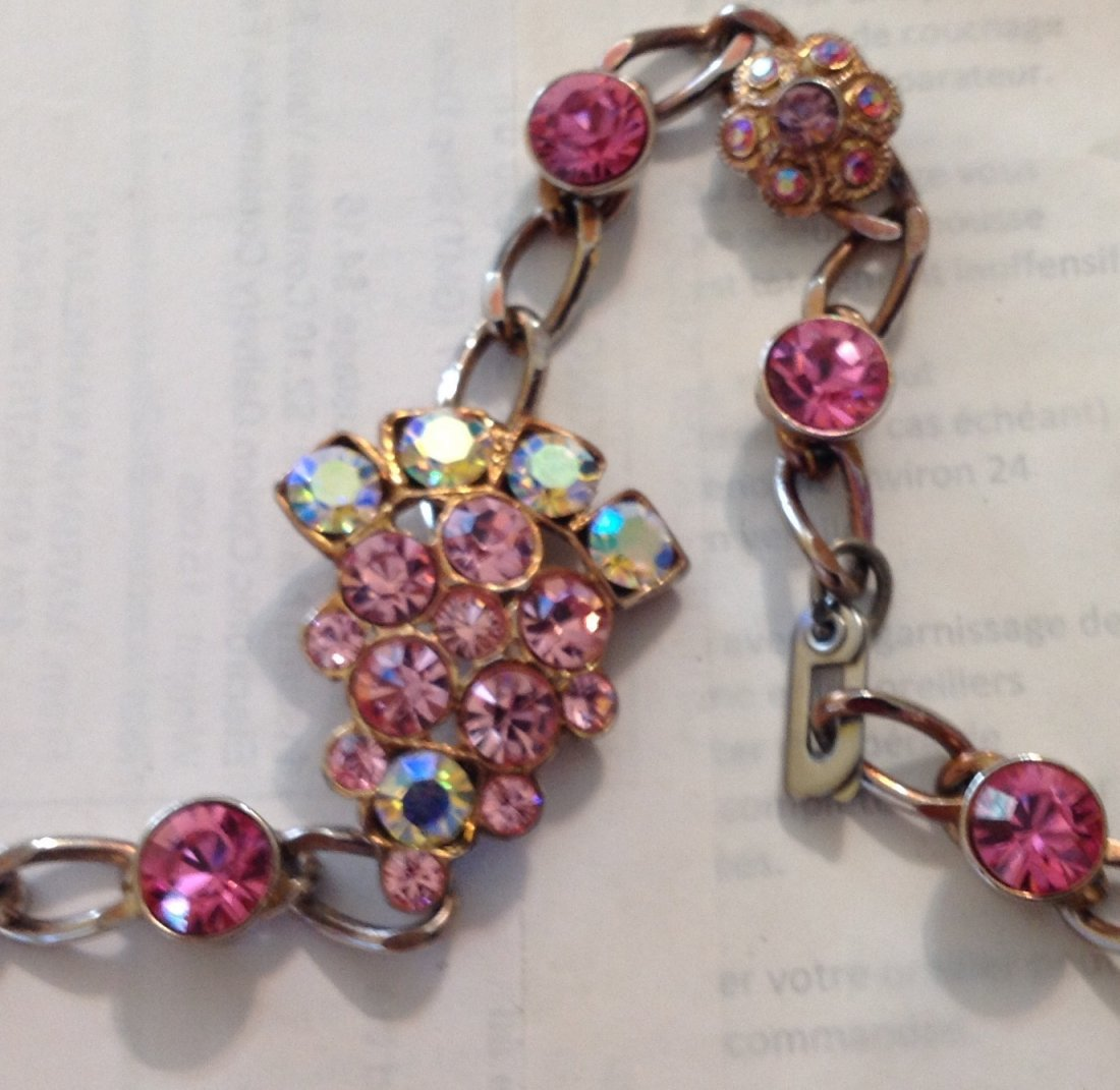 Estate vintage assorted jewelry (T) - 3