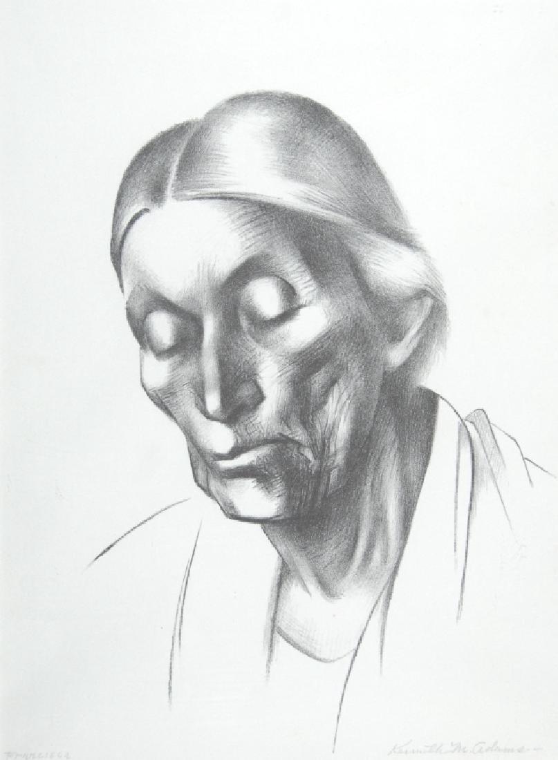 Kenneth M. Adam (1897 - 1966)