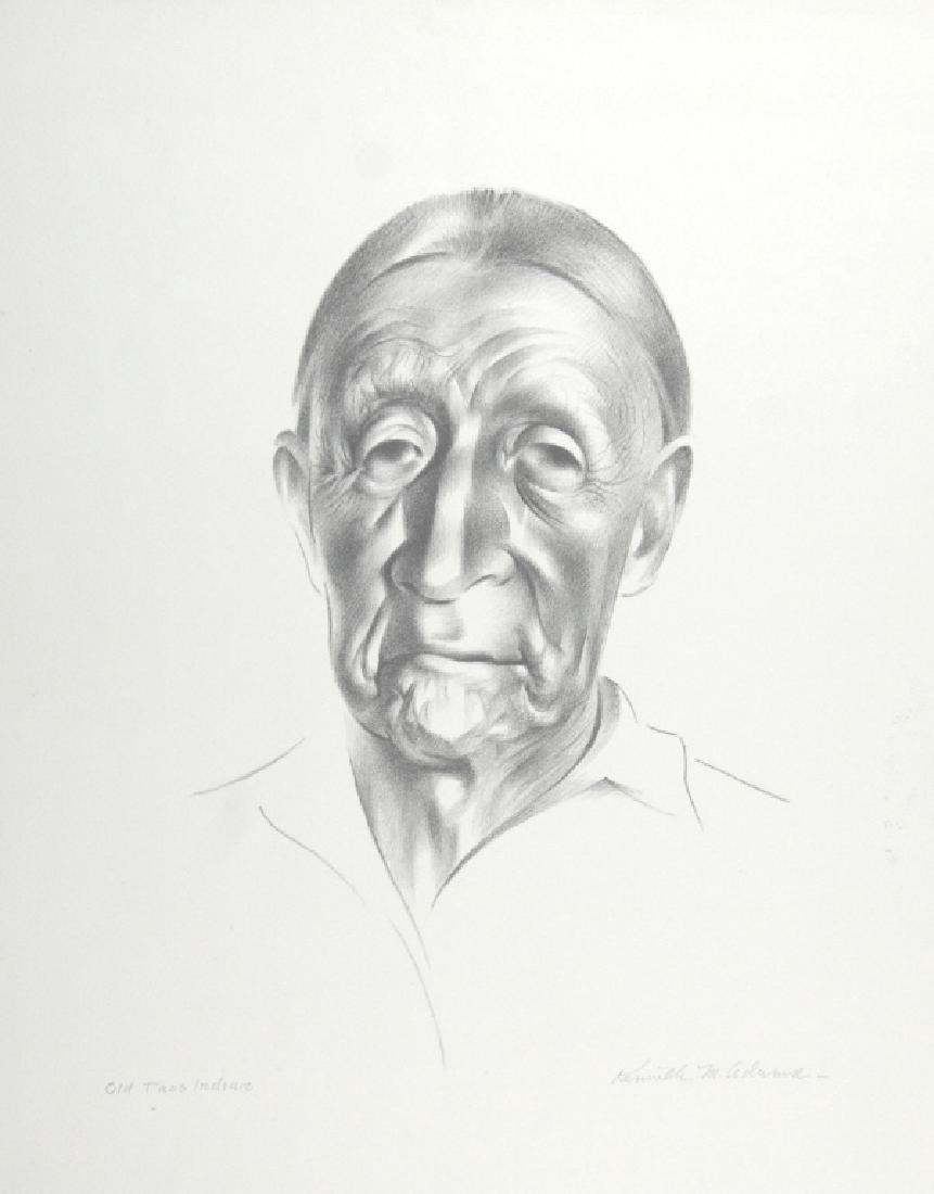 Kenneth M. Adam (1897 - 1966) - 2