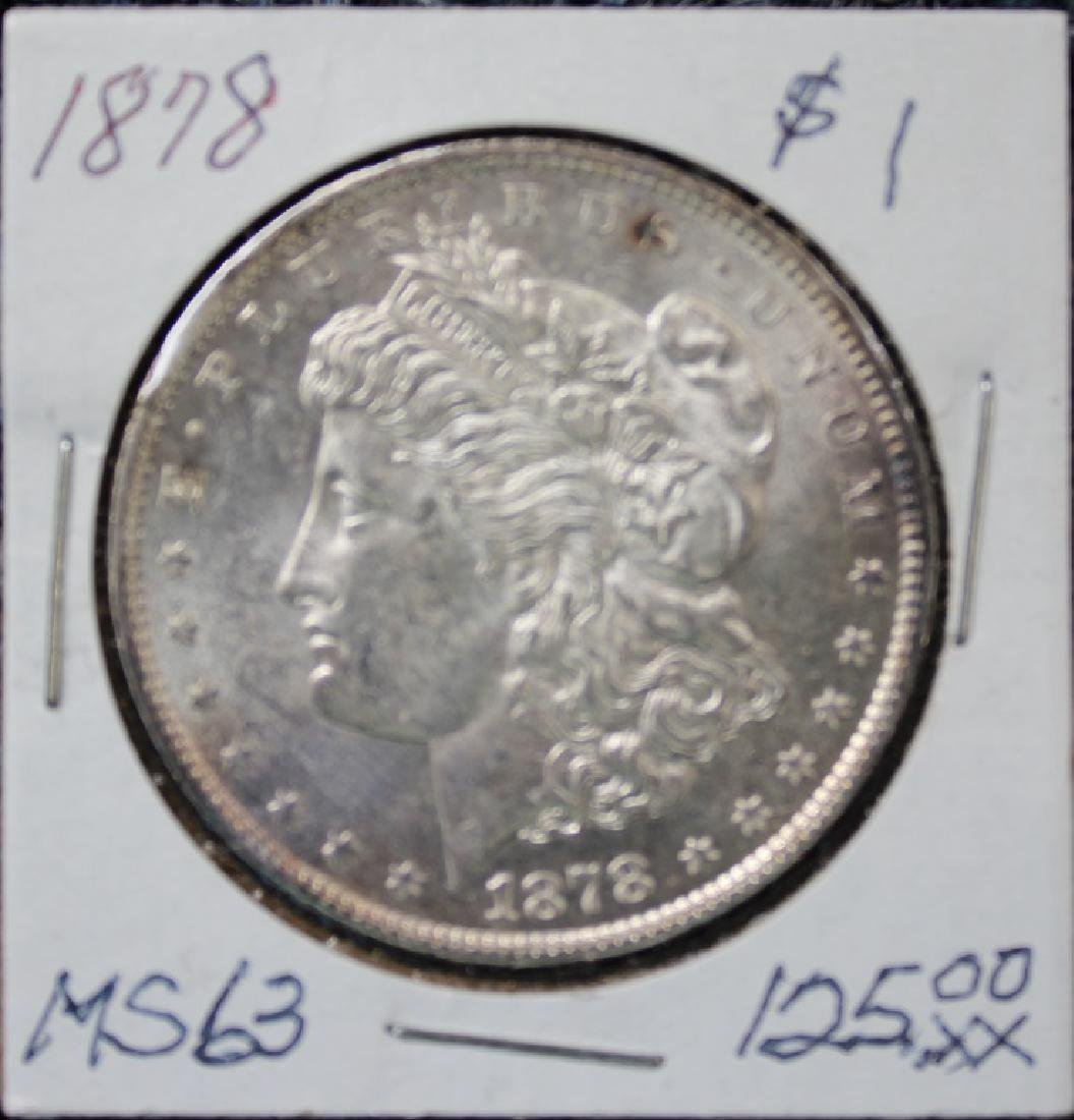 1878 Liberty Dollar