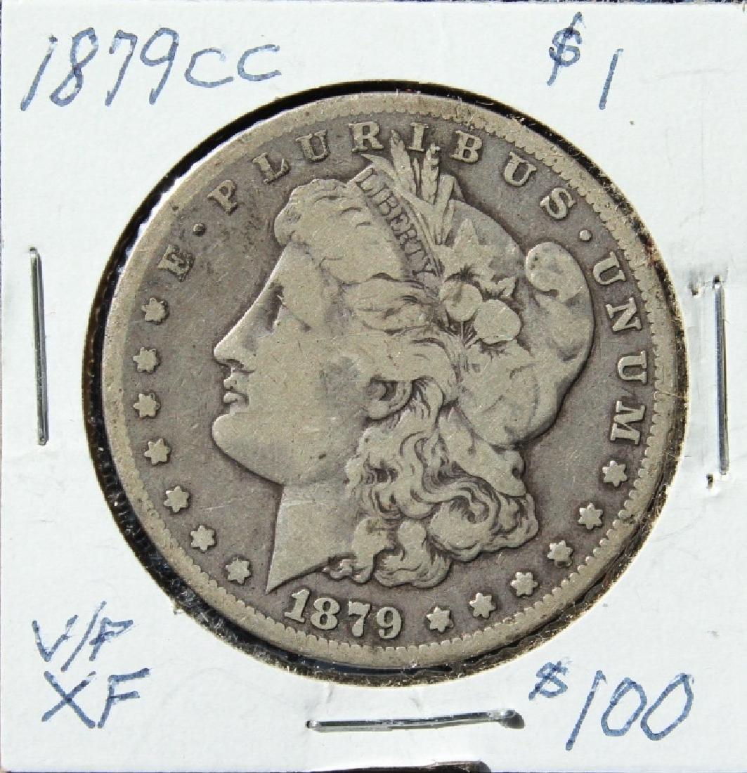 1879 CC  Dollar Coin