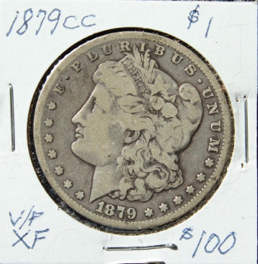 1879 CC  Dollar Coin - 2