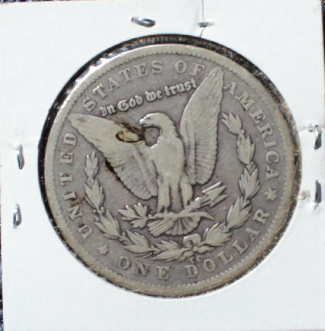 1879 CC  Dollar Coin - 3