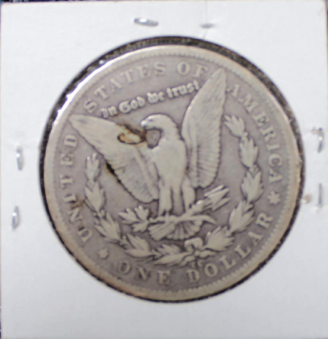 1879 CC  Dollar Coin - 4