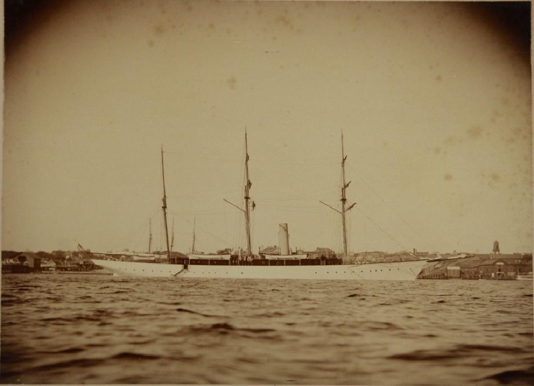 "Steam Yacht Eleanor"""