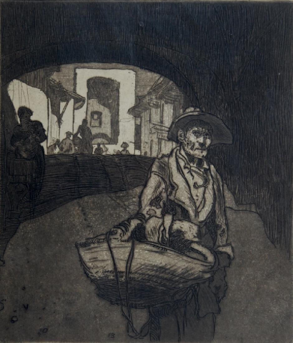 Frank Brangwyn (1867 - 1956)