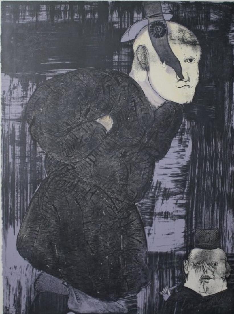 Jose Luis Cuevas (born 1934)