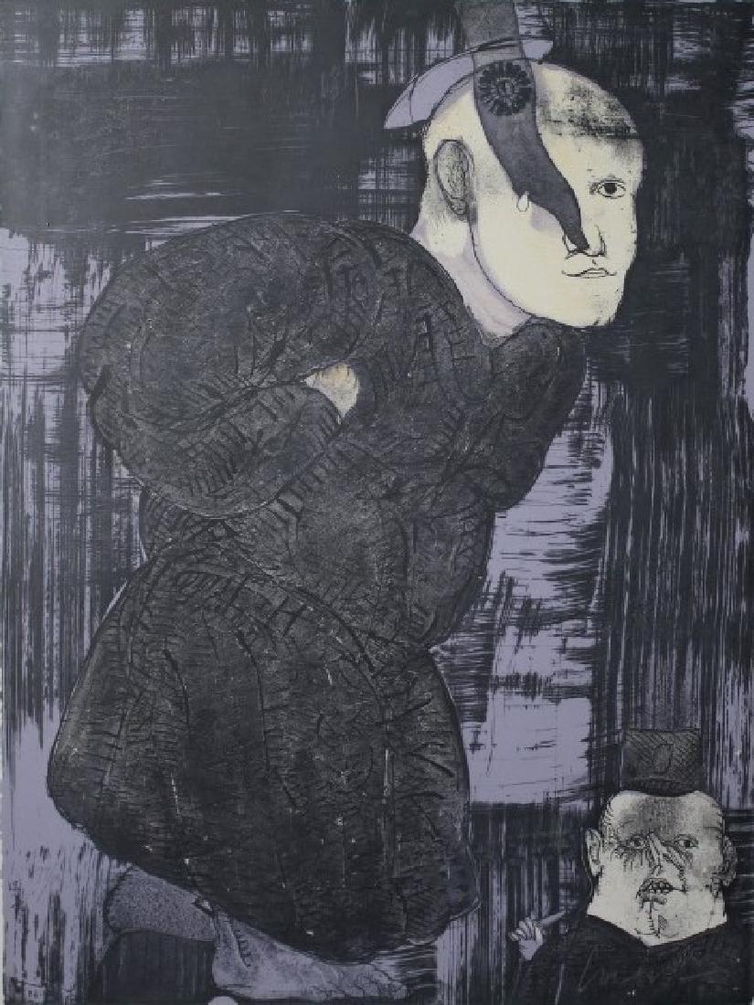 Jose Luis Cuevas (born 1934) - 2
