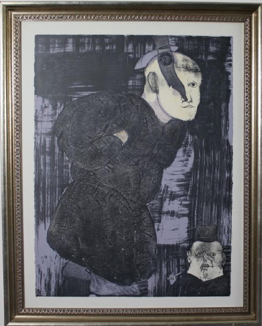 Jose Luis Cuevas (born 1934) - 6