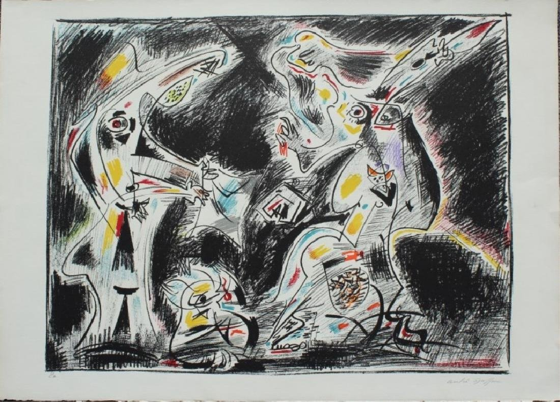 Andre Masson  (French 1896-1987) - 6