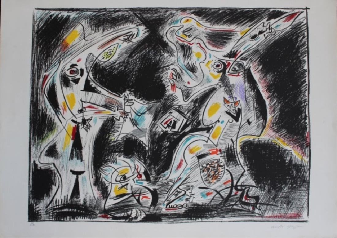 Andre Masson  (French 1896-1987) - 8