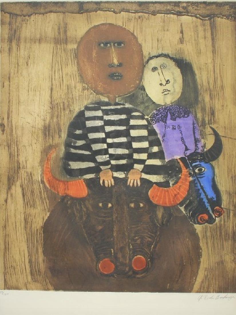 Graciela Rodo Boulanger  Bolivian (1935-) - 4