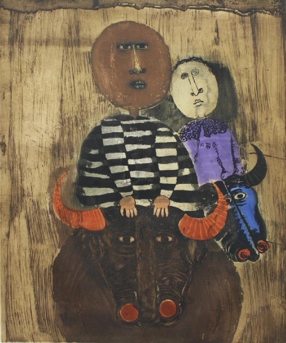 Graciela Rodo Boulanger  Bolivian (1935-) - 5