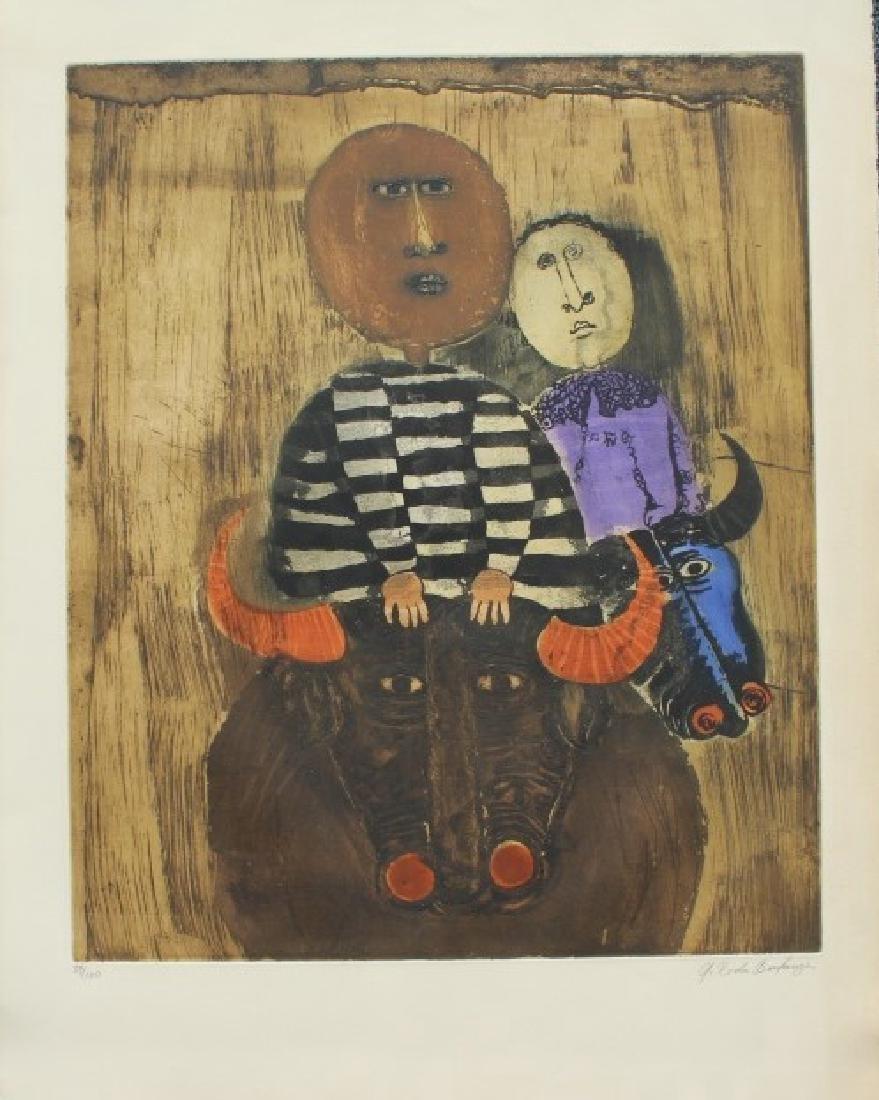 Graciela Rodo Boulanger  Bolivian (1935-) - 6