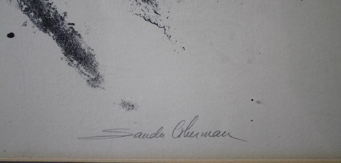 Sandu  Liberman (Rominian (1923-1977) - 3