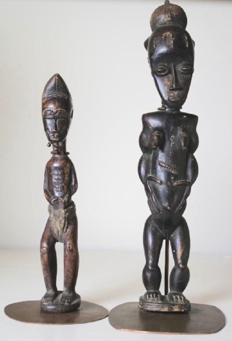 African sculptures