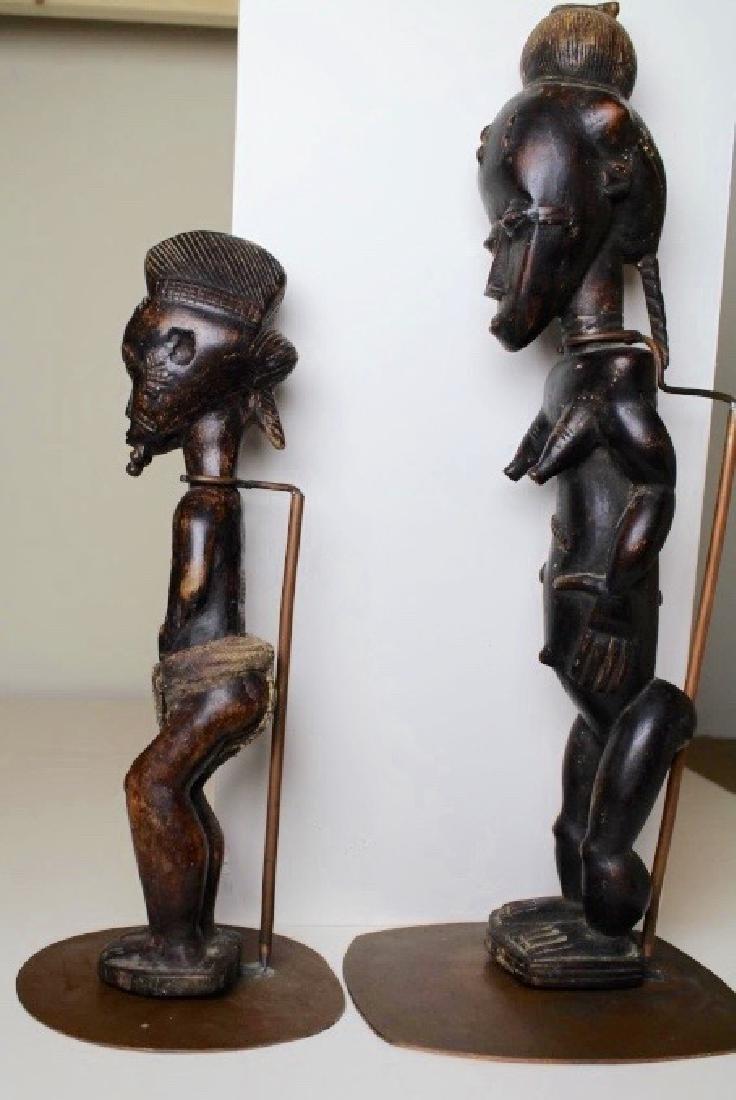 African sculptures - 2