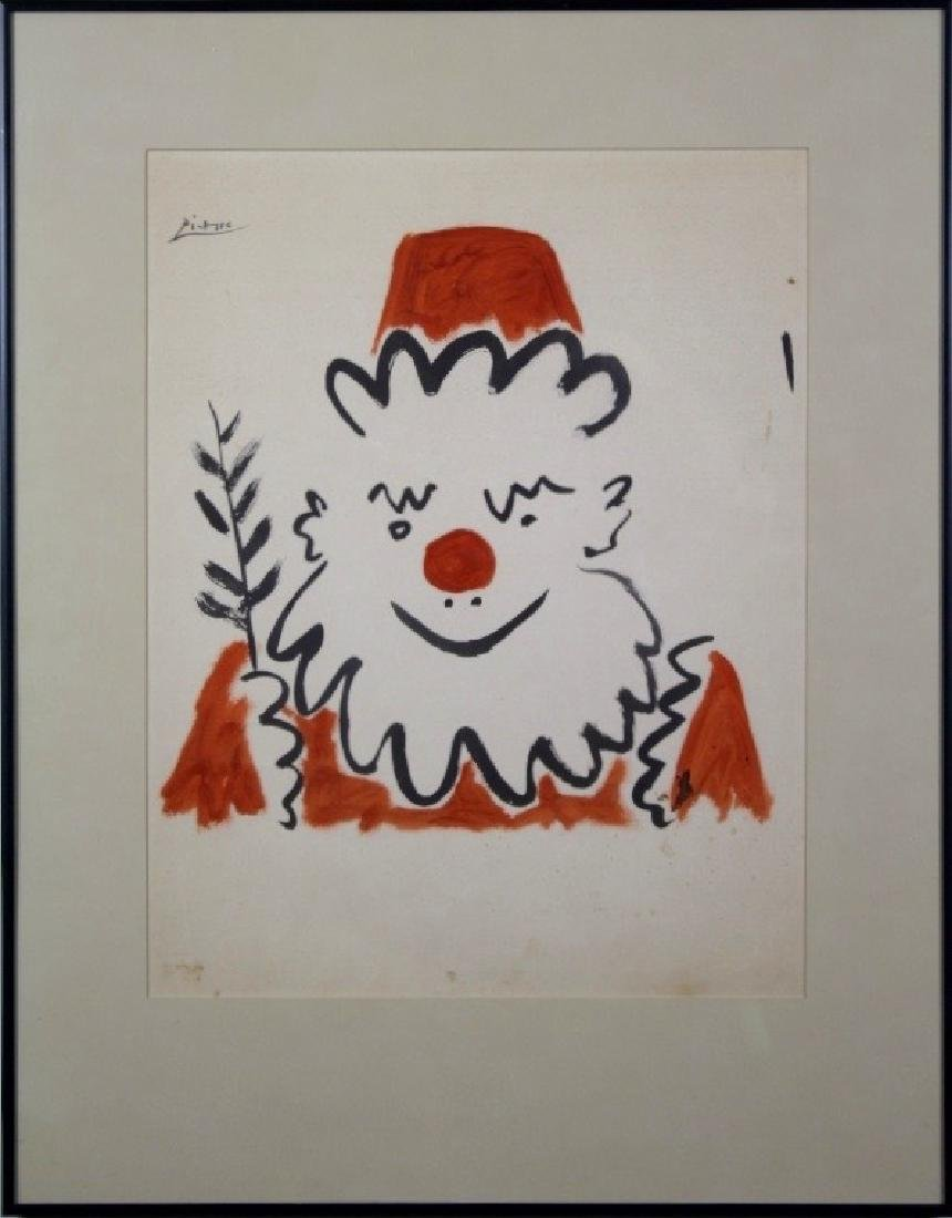 Pablo Picasso (1881 - 1973) - 2