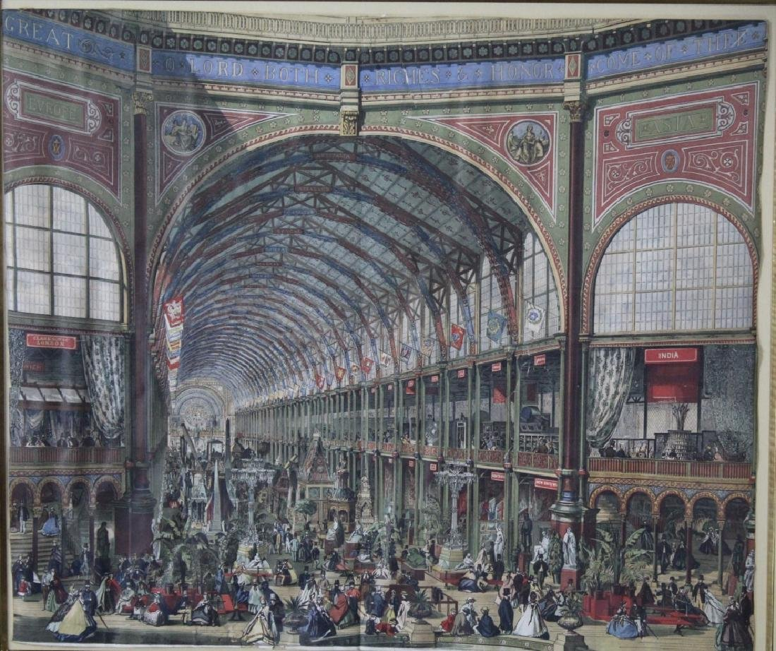 1851 Great Exhibition Crystal Palace