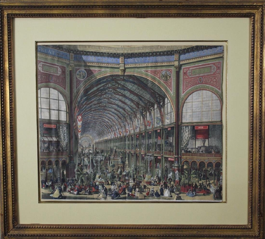 1851 Great Exhibition Crystal Palace - 2