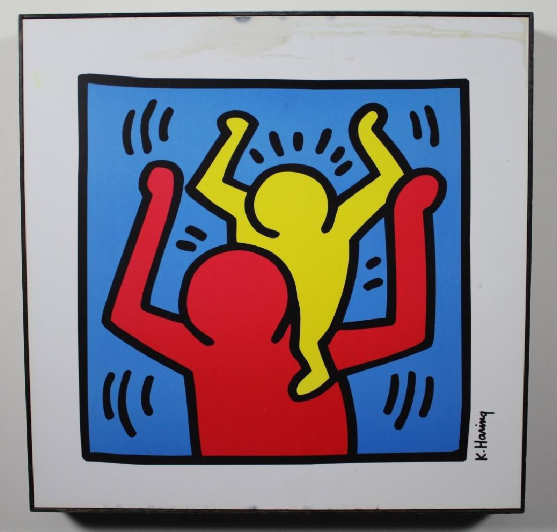 Keith Haring (American 1958-1990) - 4