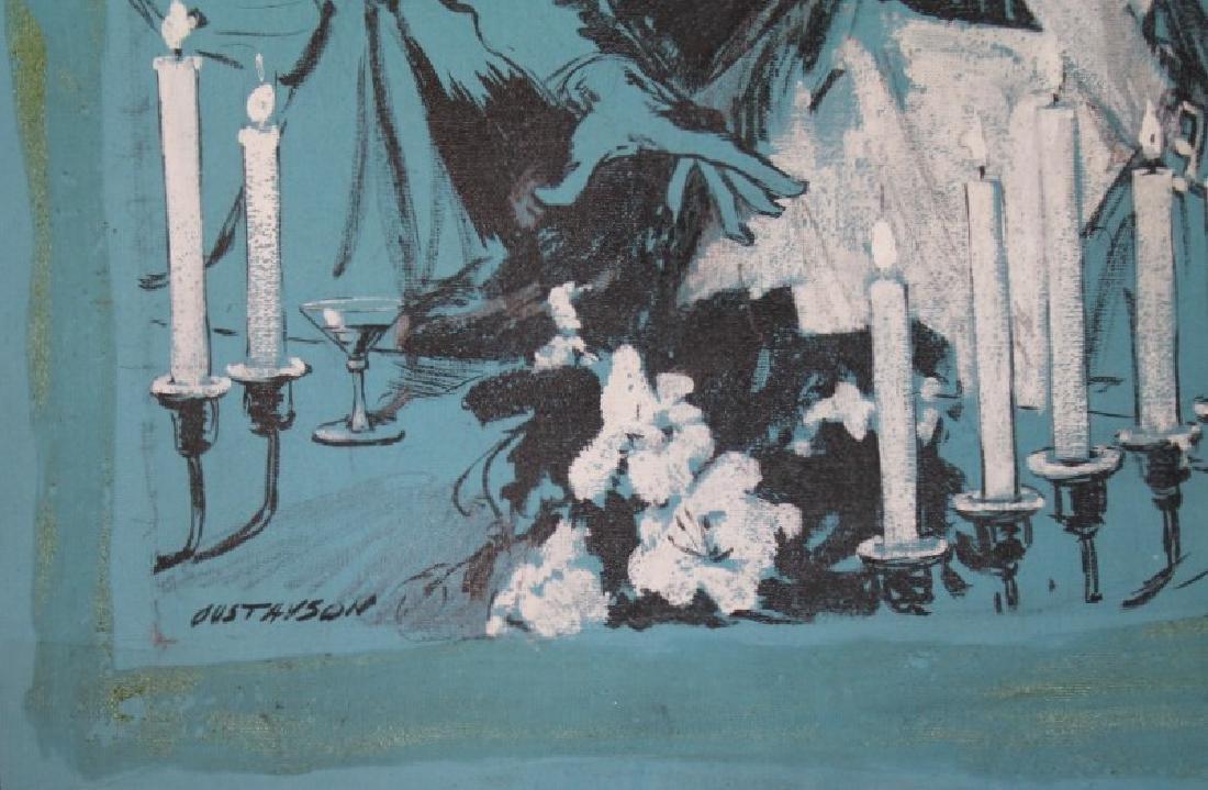 Leland Gustavson (American 1894-1966) Illustrator - 3