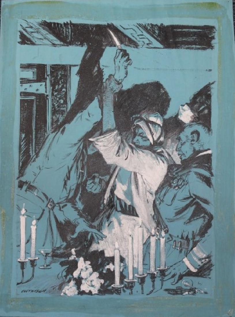 Leland Gustavson (American 1894-1966) Illustrator - 5