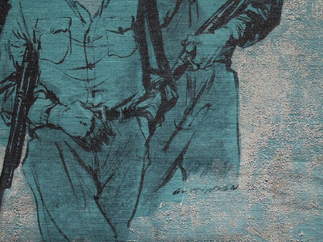 Leland Gustavson (American 1894-1966) Illustrator - 8
