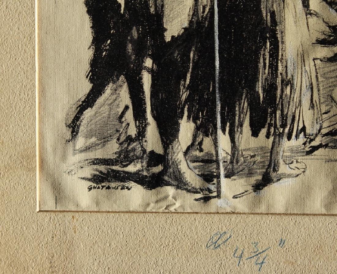 Leland Gustavson (American 1894-1966) Illustrator - 2