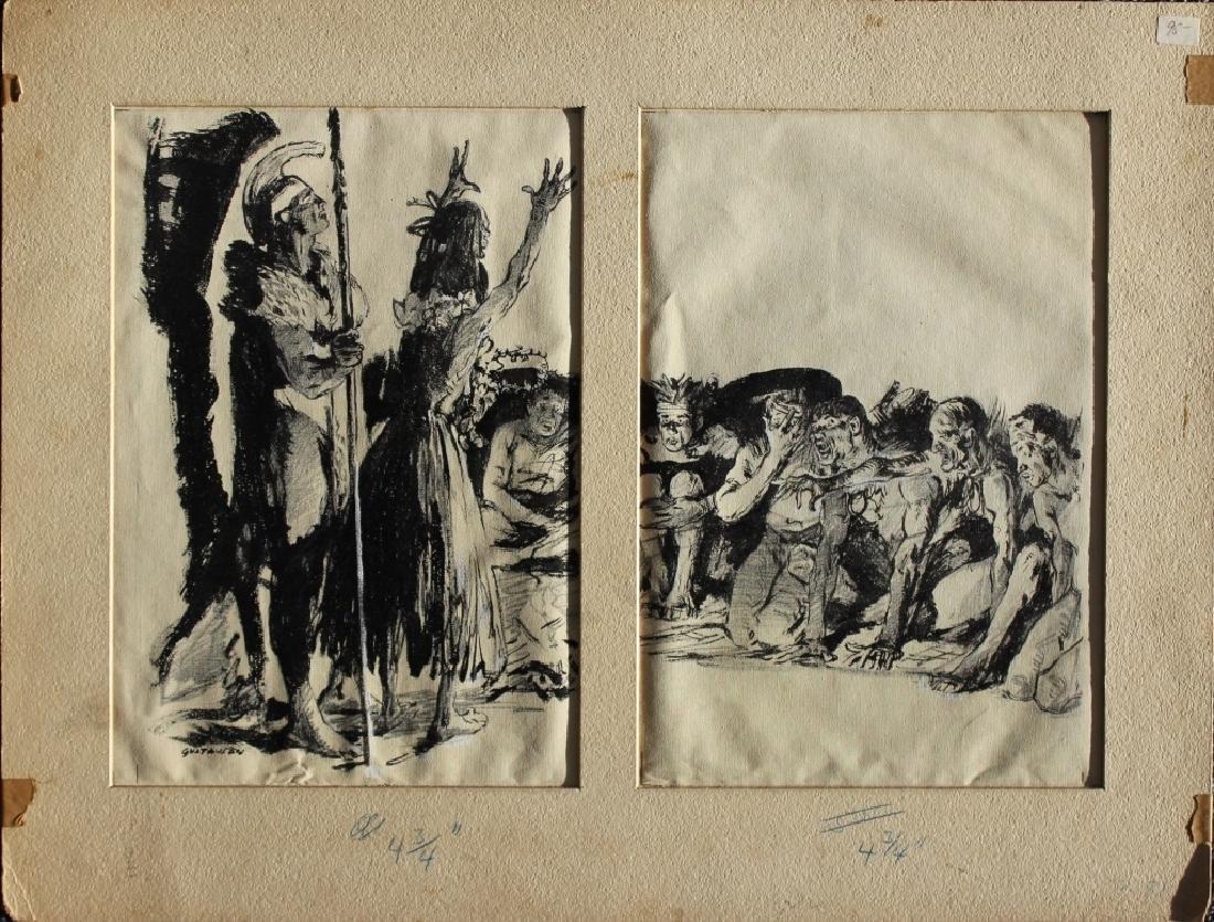 Leland Gustavson (American 1894-1966) Illustrator - 6