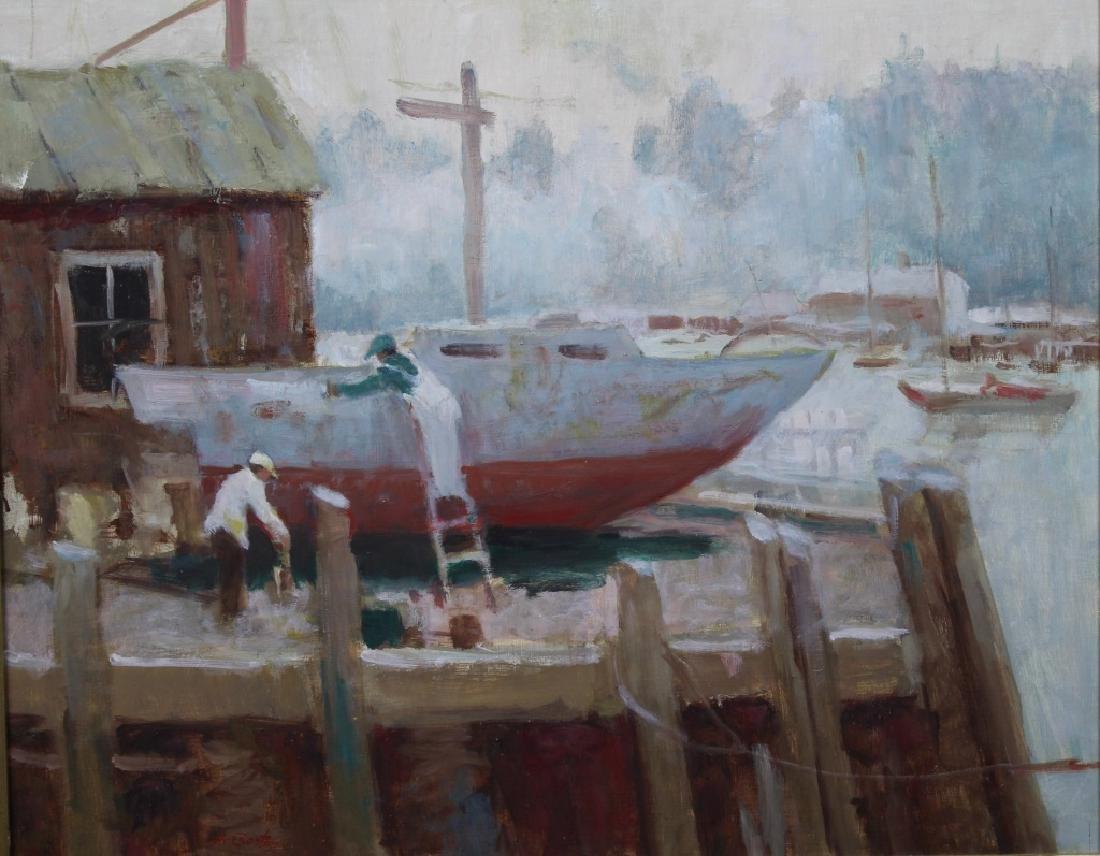 Harry Barton (American 1908-2001)