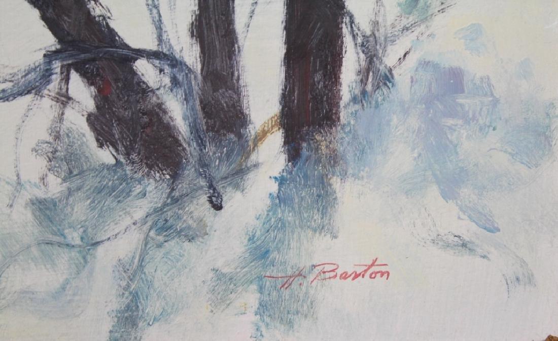 Harry Barton (American 1908-2001) - 3